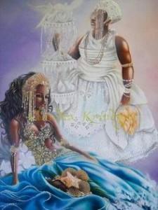 Obatalá e Yemanjá
