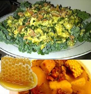 comida de Oshun